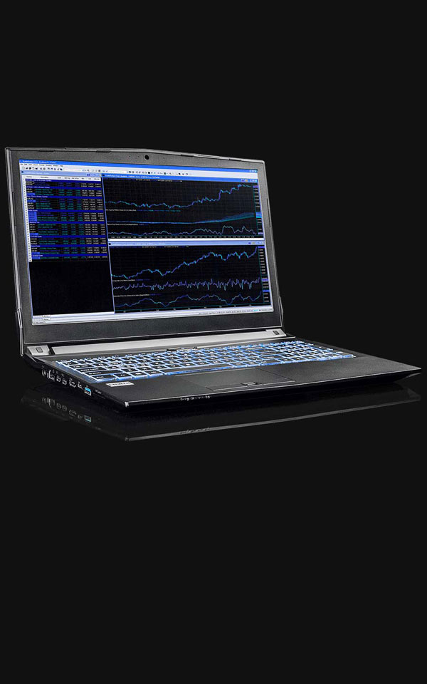 F10 Trading Laptop