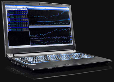 F10 Trading Laptop