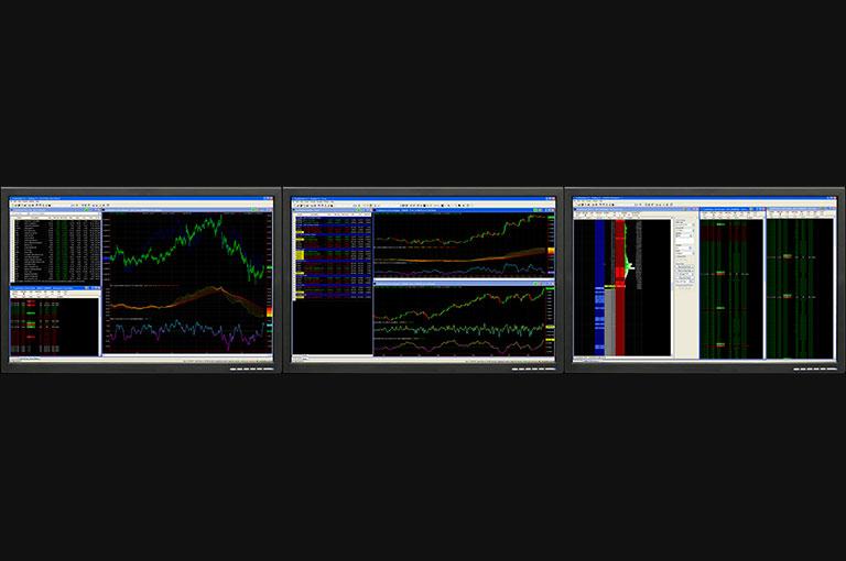 3 Monitor Matrix