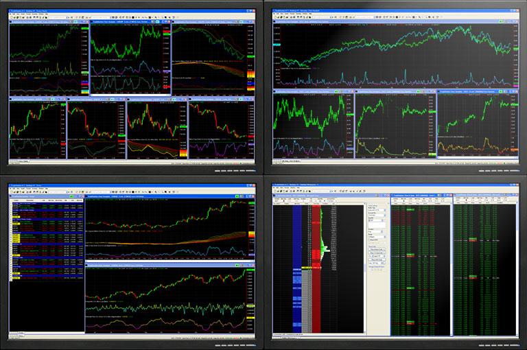 4 Monitor Matrix
