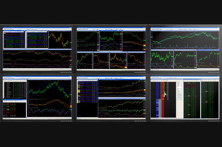 6 Monitor Matrix