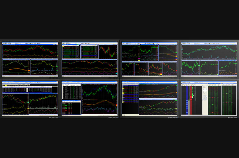 8 Monitor Matrix