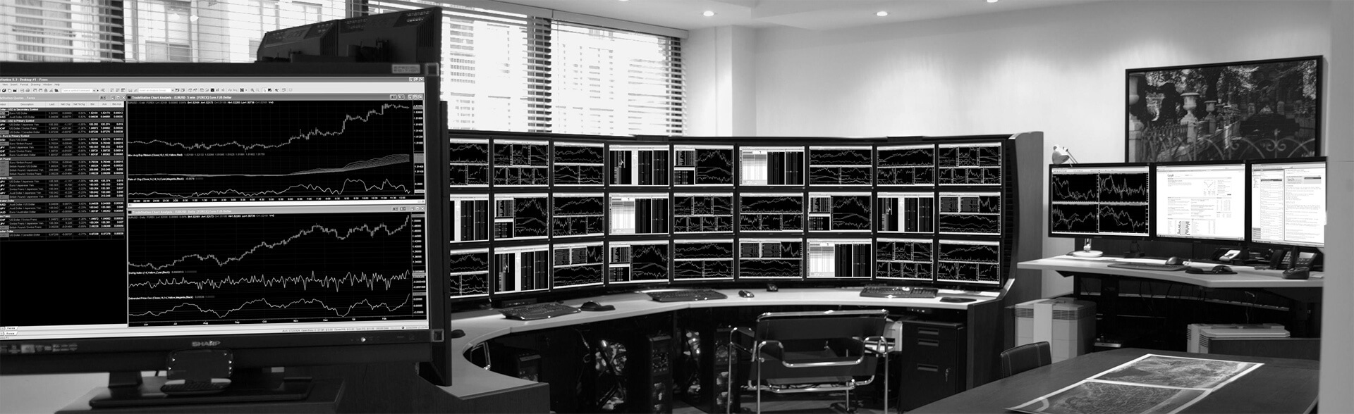 Falcon Multiple Monitor Array Matrix