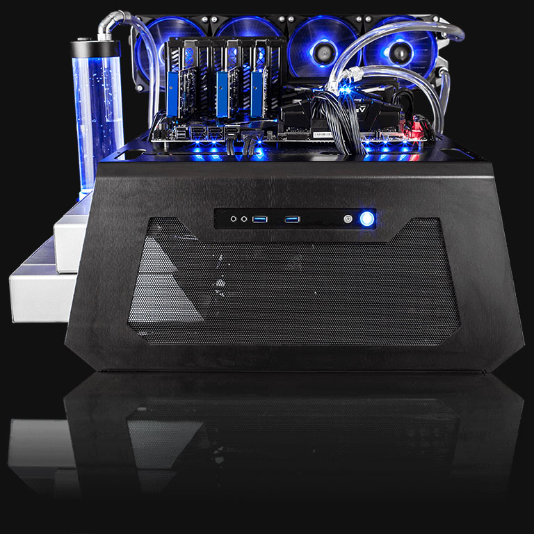 Blue Max Trading Computer