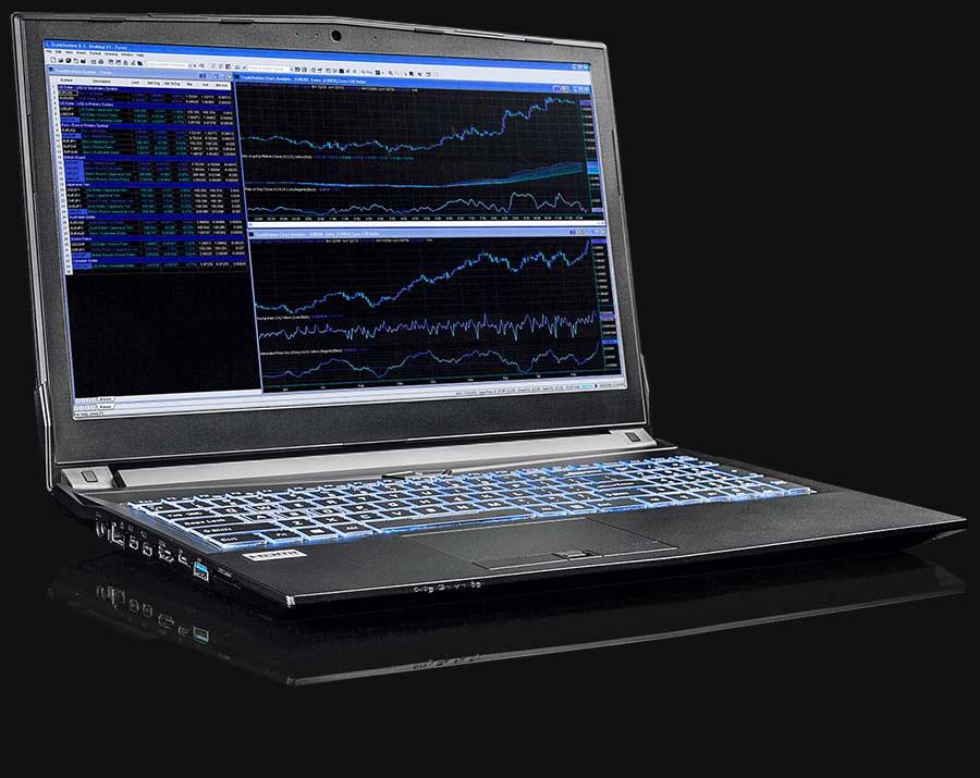 F-10 Trading Computer Angle