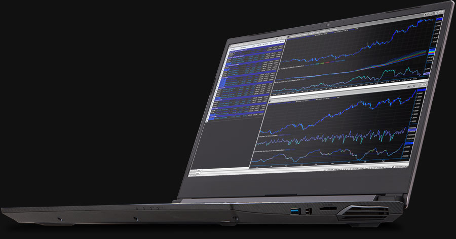 F-10 Day Trading Laptop