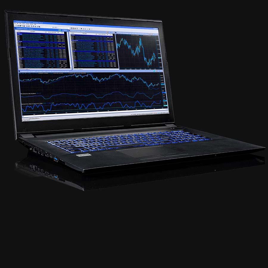 F15 Trading Laptop