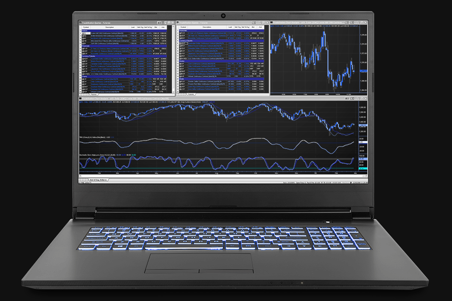 f10 Desktop Trading Computer