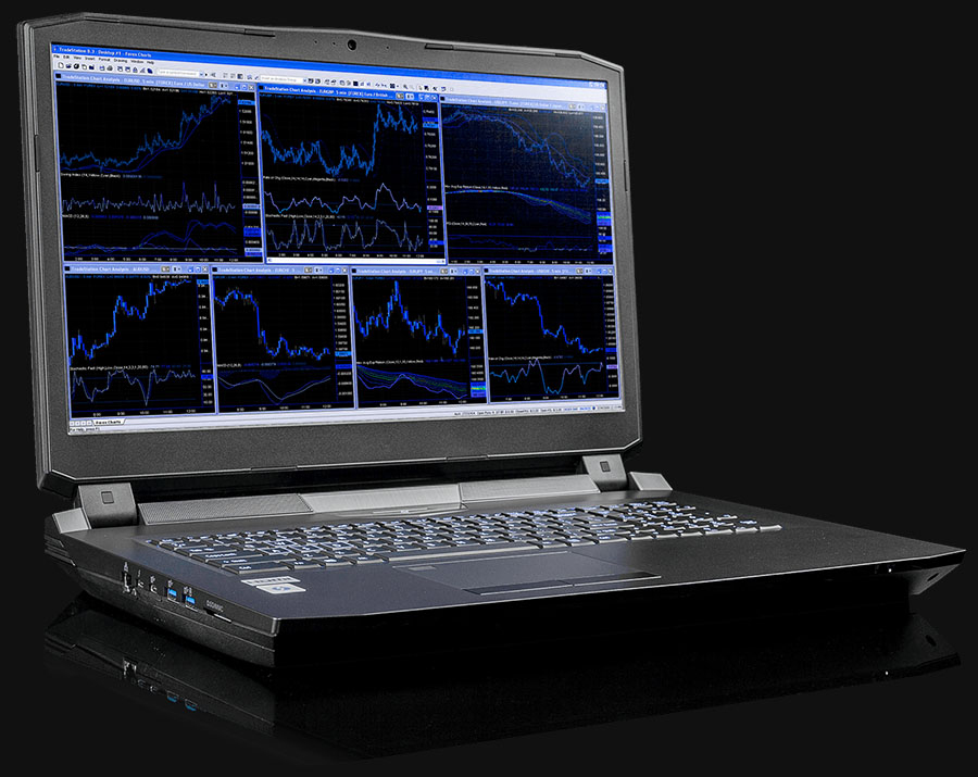 F-30 Day Trading Laptop