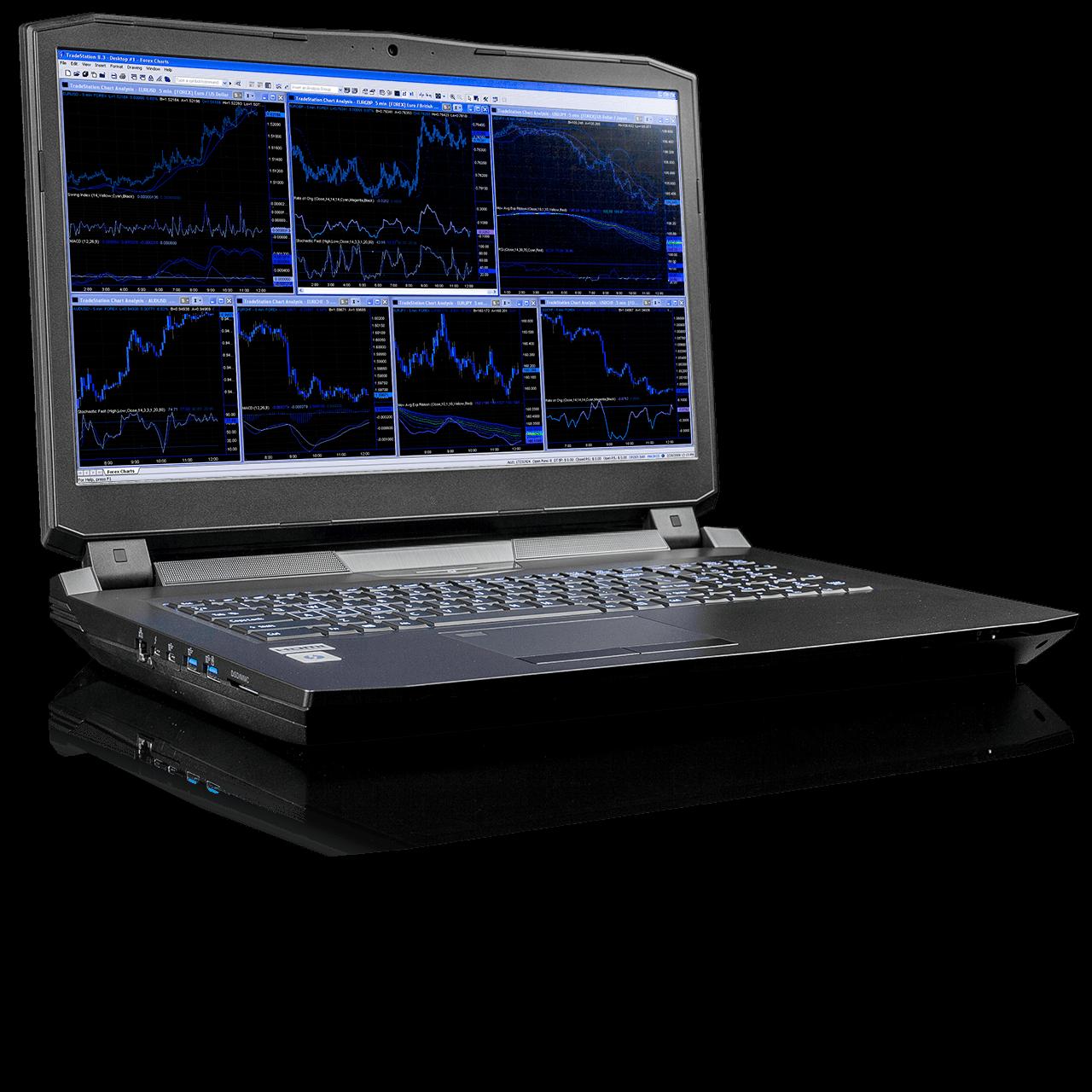 F-30 Trading Computer Angle